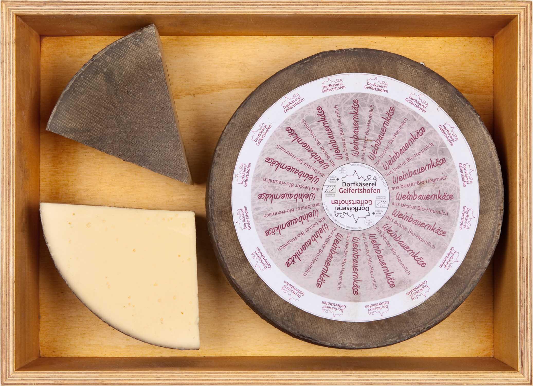 honhardter demeter Leib Foodfotografie dorfkäserei geifertshofen käseherstellung weinbauern Kisten Käserei jörn strojny