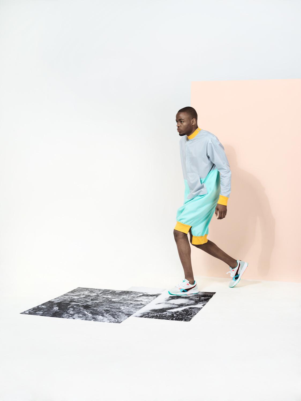 fashion laufen hintergrund rose bild im bild wald mode wald bild im bild südafrika grafisch bunt setbau
