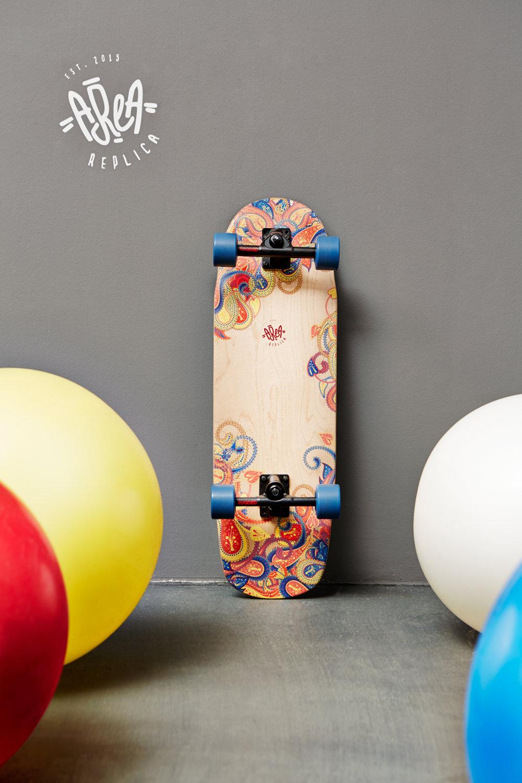 area fun4u sports luftballon ballon bunt loft studio skatebaords Jörn Strojny