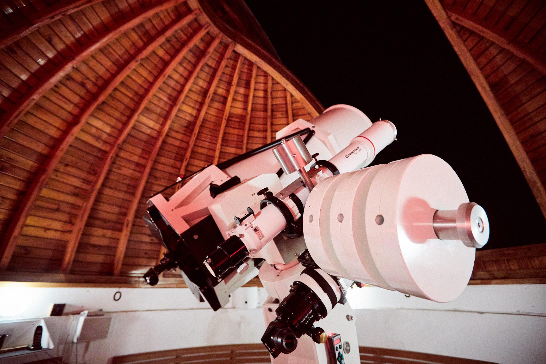 kuppel Cologne Large Telescope volkssternwarte köln
